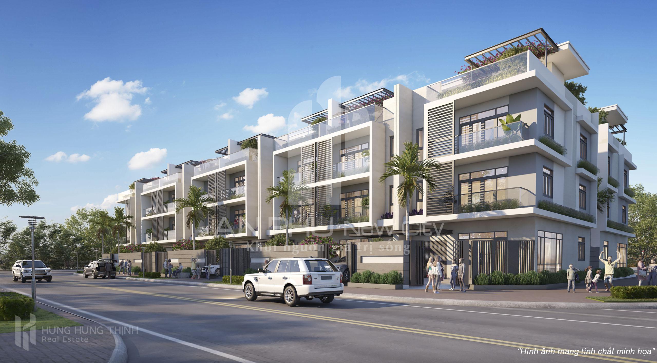 An Phu New City chính thức ra mắt thị trường khu Đông TP.HCM