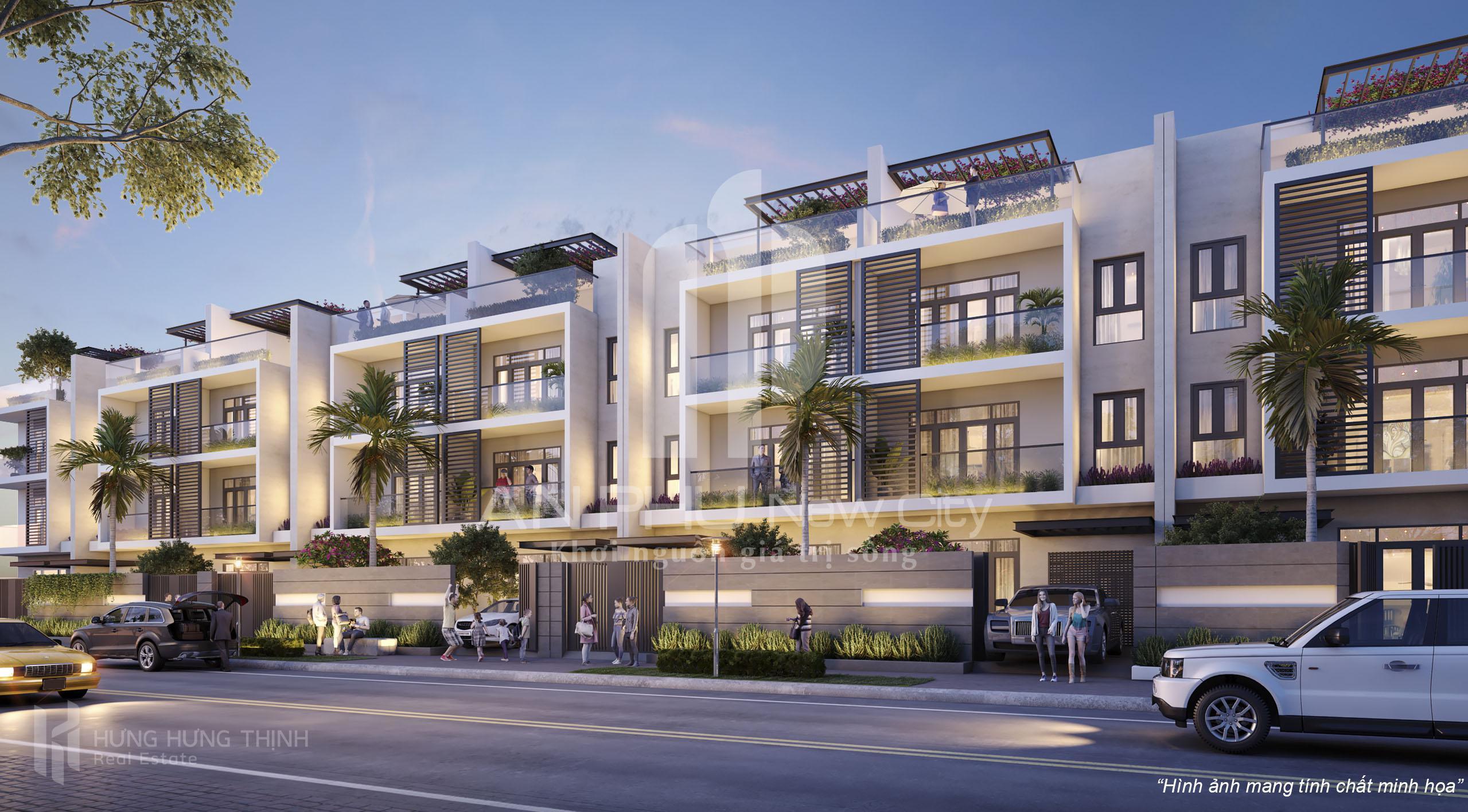 An Phu New City ra mắt thị trường khu Đông TP HCM