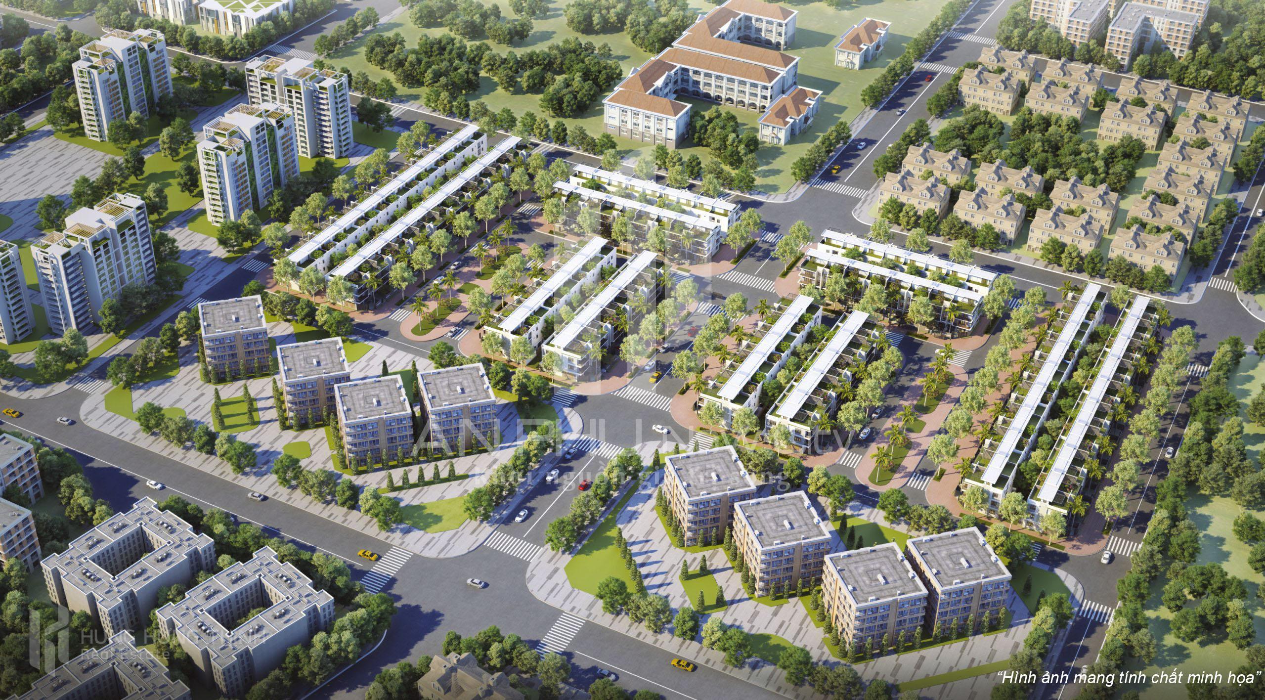 4 giá trị tạo sức hút cho An Phu New City